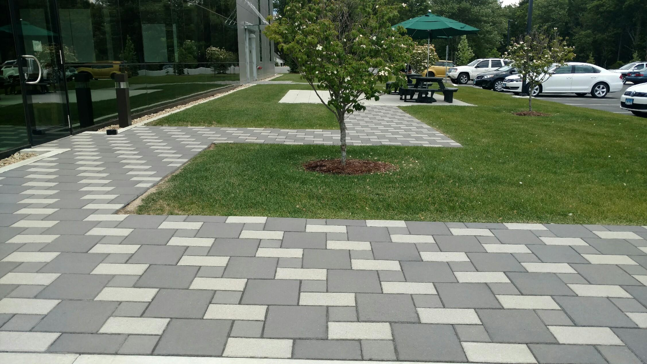 Pavers - Crowley Landscaping